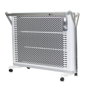 美的(Midea) 取暖器居浴室两用速热电暖气片防水电暖器 NDK20-18F(双面发热)