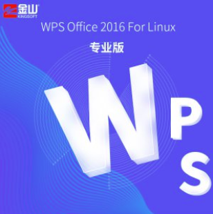 金山 WPS Office 办公软件 WPS Office 2016 For Linux专业版